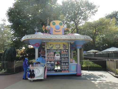 迪士尼樂園:迪士尼2048.JPG