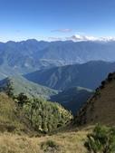2019/10/23~28雪山西稜:往三六九山莊途中風景