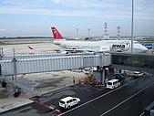 200809京阪行-DAY1:要登上飛機了