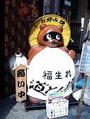 200809京阪行-DAY1:是貍貓吧!
