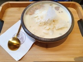 110甜點冰品:綜合豆漿豆花$55