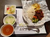 109美食報報:泰式打拋豬肉飯$180