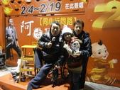 2012*02*17--與父母逛鹿港花燈^^:12.02.17阿吉仔&嫻嫻&老爸 (1).JPG