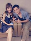 2013*06*02--佩潔姐婚禮宴客在台北^^:13.06.02小評&羅旺.jpg