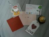 ※嫻*收藏窩※:2011.12單位學姊送的卡片.JPG