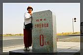 20081011  南彊大漠帕米爾/塔克拉瑪干大沙漠/輪台-塔中-民豐:5.塔克拉瑪干大沙漠起點 (7).jpg