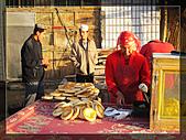 20081012  南彊大漠帕米爾民豐-于田-策勒-和田400公里:2.民豐縣街頭 早晨 (21).JPG