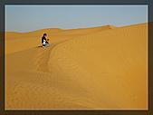 20081011  南彊大漠帕米爾/塔克拉瑪干大沙漠/輪台-塔中-民豐:6.塔克拉瑪干大沙漠 (78).JPG