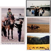 19990729 新疆北疆行13天:相簿封面