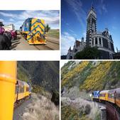 20121024 普凱蘭基火車站~泰雅里峽谷鐵道之旅 TAIERI GORGE RAI~但尼丁火車站:相簿封面