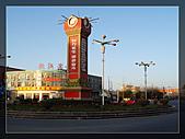 20081012  南彊大漠帕米爾民豐-于田-策勒-和田400公里:2.民豐縣街頭 早晨 (3).JPG