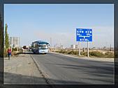 20081011  南彊大漠帕米爾/塔克拉瑪干大沙漠/輪台-塔中-民豐:2.沙漠公路起點 (2).JPG
