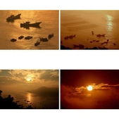 20160212 霞浦(三沙鎮小皓村觀灘塗、日落):相簿封面