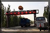 20081011  南彊大漠帕米爾/塔克拉瑪干大沙漠/輪台-塔中-民豐:2.沙漠公路起點 (7).jpg