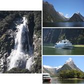 20121023 紐西蘭南島米佛峽灣國家公園:相簿封面
