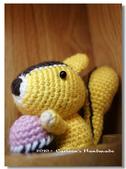 ~2013.09 手作品集。鉤針編織:毛線玩偶。小松鼠.jpg