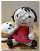 ~2013.09 手作品集。鉤針編織:毛線玩偶。毛線娃娃.jpg