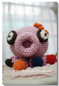 ~2013.09 手作品集。鉤針編織:毛線玩偶。彩腳章魚燒.jpg