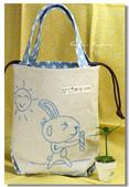 Redwork:跆拳道兔兔(2)餐袋.jpg
