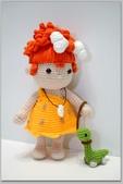 鉤針玩偶:摩登原始女孩.jpg