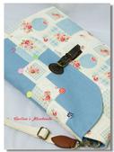 ~2013.09 手作品集。袋物:戀戀水藍。夾層斜背包07.jpg