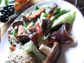 烹飪照:奶油鮮菇炒小白菜2.jpg