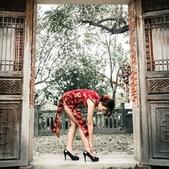 蓉蓉_南鯤鯓紅旗袍10704:相簿封面