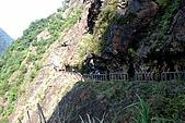 八大秀 5/7 第一天:DSC_5792 雲龍瀑布前峭壁.jpg