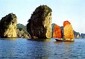越南-明信片:The Ba Ham islet.jpg