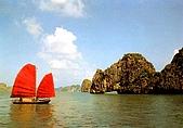 越南-明信片:The Yen Ngua islet.jpg