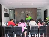 五人遊布吉2009-酒店及Karon篇:接待處