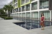 五人遊布吉2009-酒店及Karon篇:曾在此游泳...