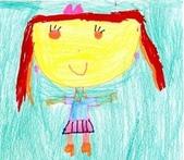 未分類相簿:女兒畫作1
