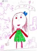 未分類相簿:女兒畫作2