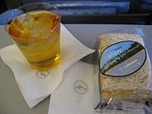 2005/JUL法蘭克福VS海德堡:機上餐點(德航)