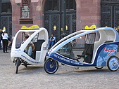2005/JUL法蘭克福VS海德堡:計程車