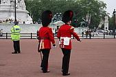 倫敦一日遊:帽子長度不一