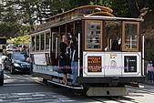 舊金山漁人碼頭、金門大橋散散步:站好喔..