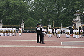 倫敦一日遊:白金漢宮