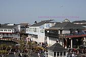 舊金山漁人碼頭、金門大橋散散步:Pier 39