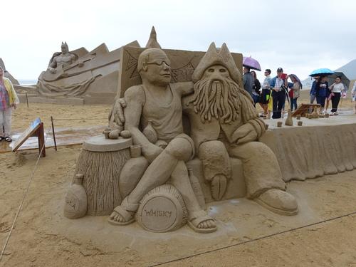 DSC09544.JPG - 2017福隆國際沙雕藝術季-福隆金沙-十年有城