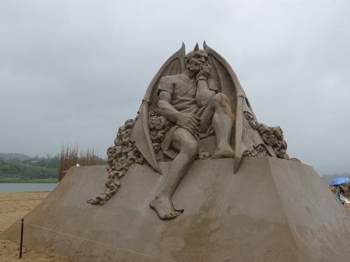 DSC09328.JPG - 2017福隆國際沙雕藝術季-福隆金沙-十年有城