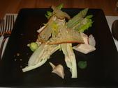 Turandot 杜蘭朵(京站)餐廳:DSC08014蘿蔓凱撒雞肉沙拉.JPG