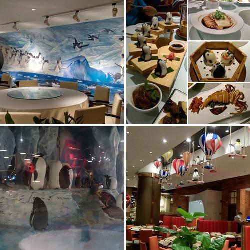 相簿封面 - 珠海長隆企鵝酒店(食街-晚餐)