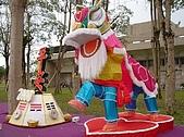 2009臺灣燈會在宜蘭:舞獅平安