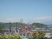 基隆Mi-Ty Tour台客行無團費旅遊:DSC02734基隆港~遠遠的那三支就是白米甕砲台的地方