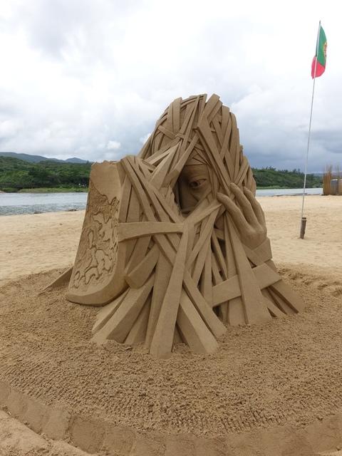 DSC05669.JPG - 2016福隆國際沙雕藝術季