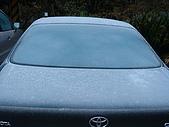武陵農場:DSC09818車上都結霜了.jpg