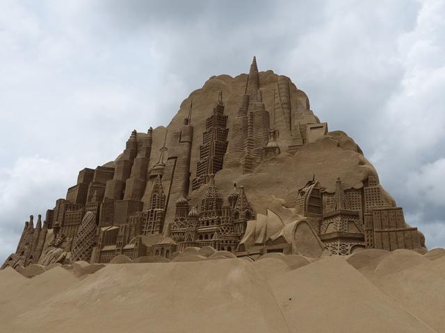 DSC05430.JPG - 2016福隆國際沙雕藝術季