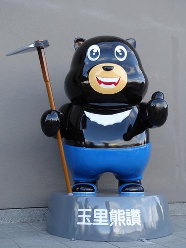 DSC02622.JPG - 玉里100 熊讚稻田彩繪